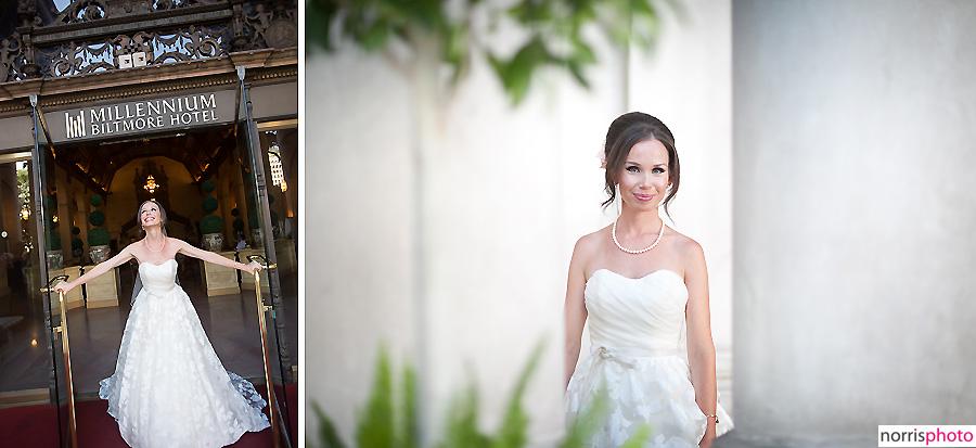 downtown los angeles bride