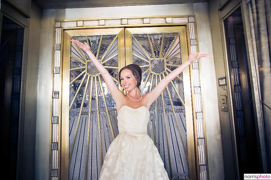 oviatt penthouse wedding doors
