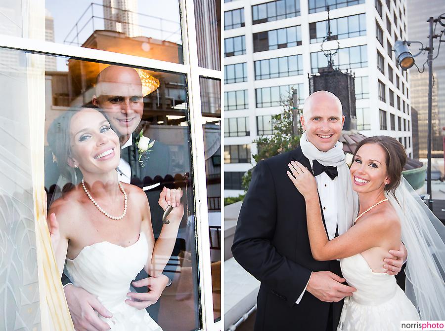 oviatt penthouse wedding romantic