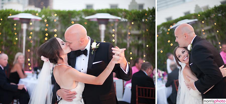 oviatt penthouse wedding dance