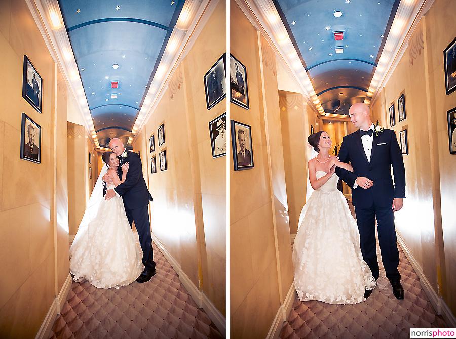 oviatt penthouse wedding stars