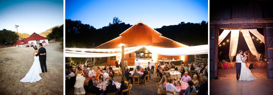 big red barn amp ojai valley inn wedding � norrisphoto