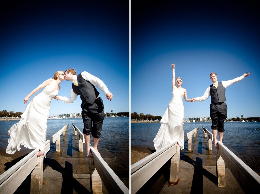 fantasea yachts wedding marina del rey