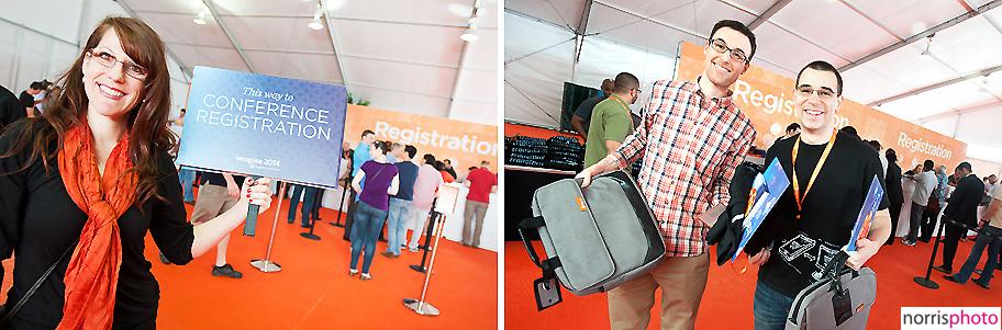 trade show photography Imagine2014