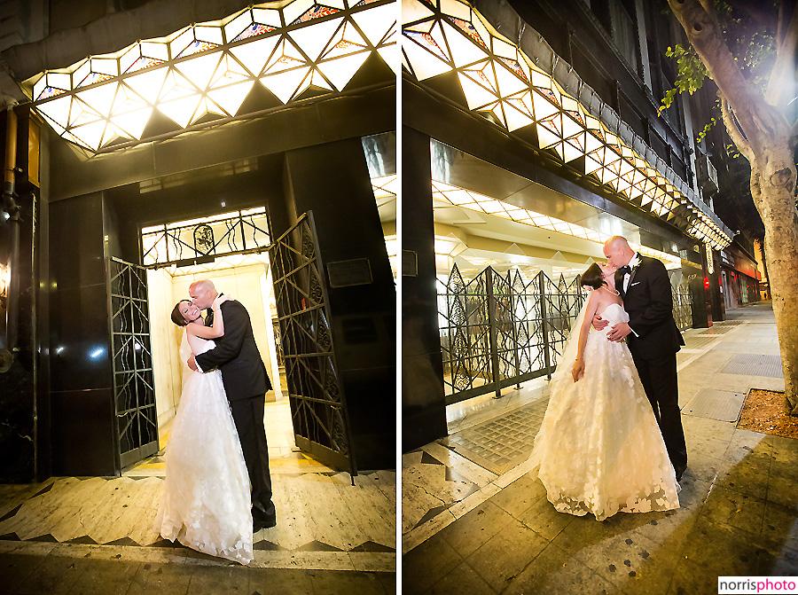 oviatt penthouse wedding gate